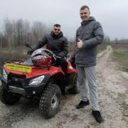 ATV-Quad rental in Kiev