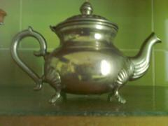Beautiful kettle. Retro