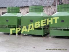 Cooling towers and other industrial equipment from othe