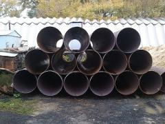 Electrowelded pipe