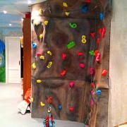Home climbing wall 10000