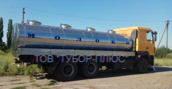 Изготовление рыбовозов, молоковозов, водовозов