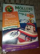 Moller''s omega-3 natural Norwegian cod liver oil for kids