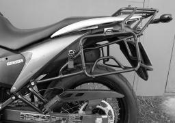 Moto - racks, arc, side of the frame
