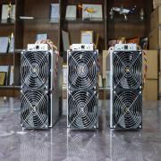 Найвищий хешрейт 110Th / s Antminer S19 Pro Asic Miner Bitmain S19