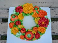 Pastry courses (sculpture, decor, flowers, cakes)