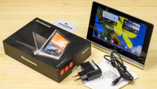 Планшет Lenovo yoga tablet 2-1050 LTE 16gb