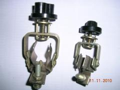 ПР2М4 60A 500V fuse holder with a clamp