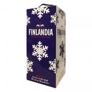 Sells vodka Finland snowflake (Finlandia Winter)