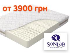 Springless latex mattress Latex SoNLaB T18