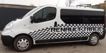 Срочно продам RENAULT TRAFIC - 9.700 у.е