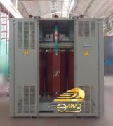 Three-phase dry power transformers TS, TSZ, TSLU up to 10kV