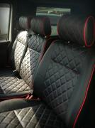 Tuning Internal Conversion of the interior trim of the volkswagen transporter T5 volks