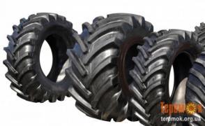 Всесезонні шини Шини тракторні, вантажні шини, сільськогосподарські шини. покришки недорого